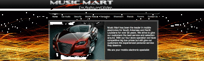 Web-JIVE helps Music Mart roll out a new site
