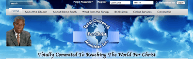 Another great site – Total Outreach for Christ!