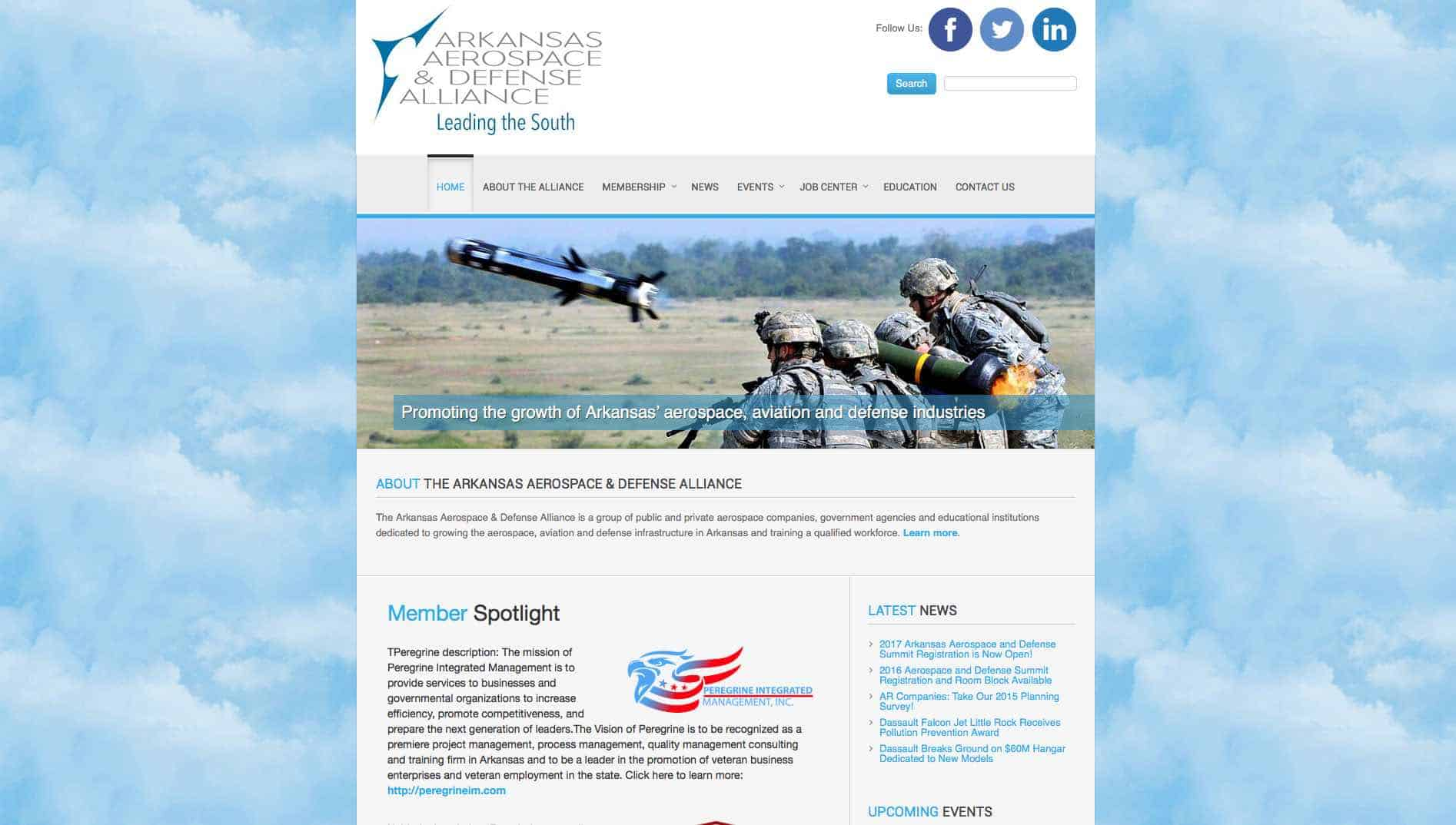 Arkansas Aerospace