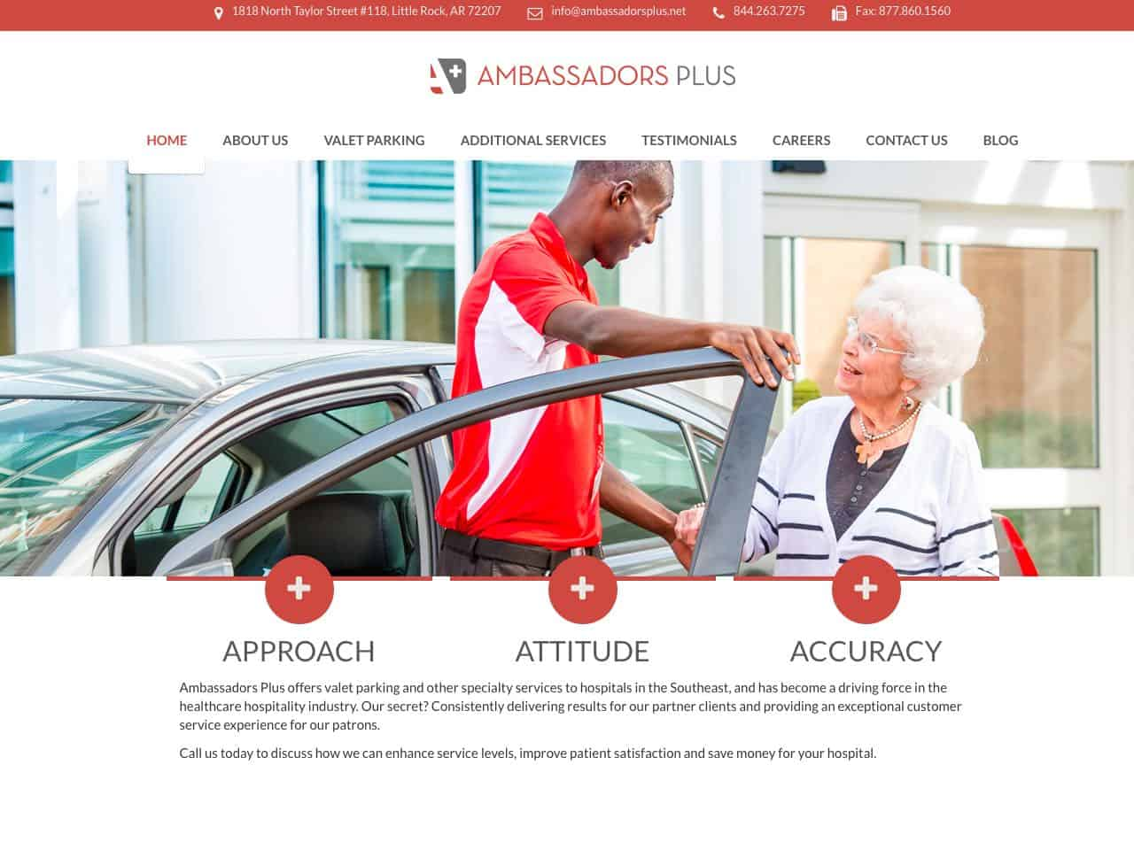 Ambassadors Plus