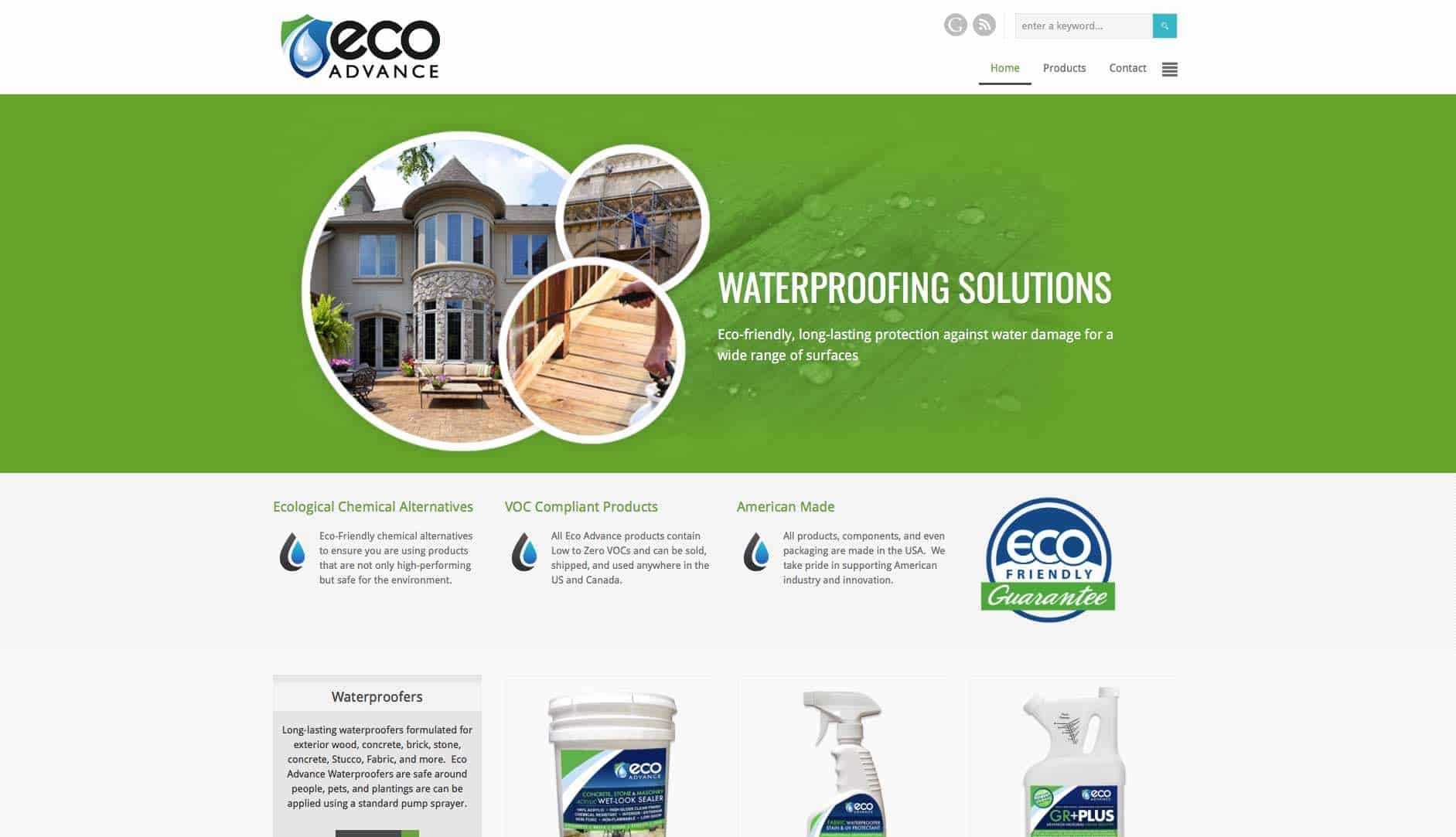Eco Advance Products