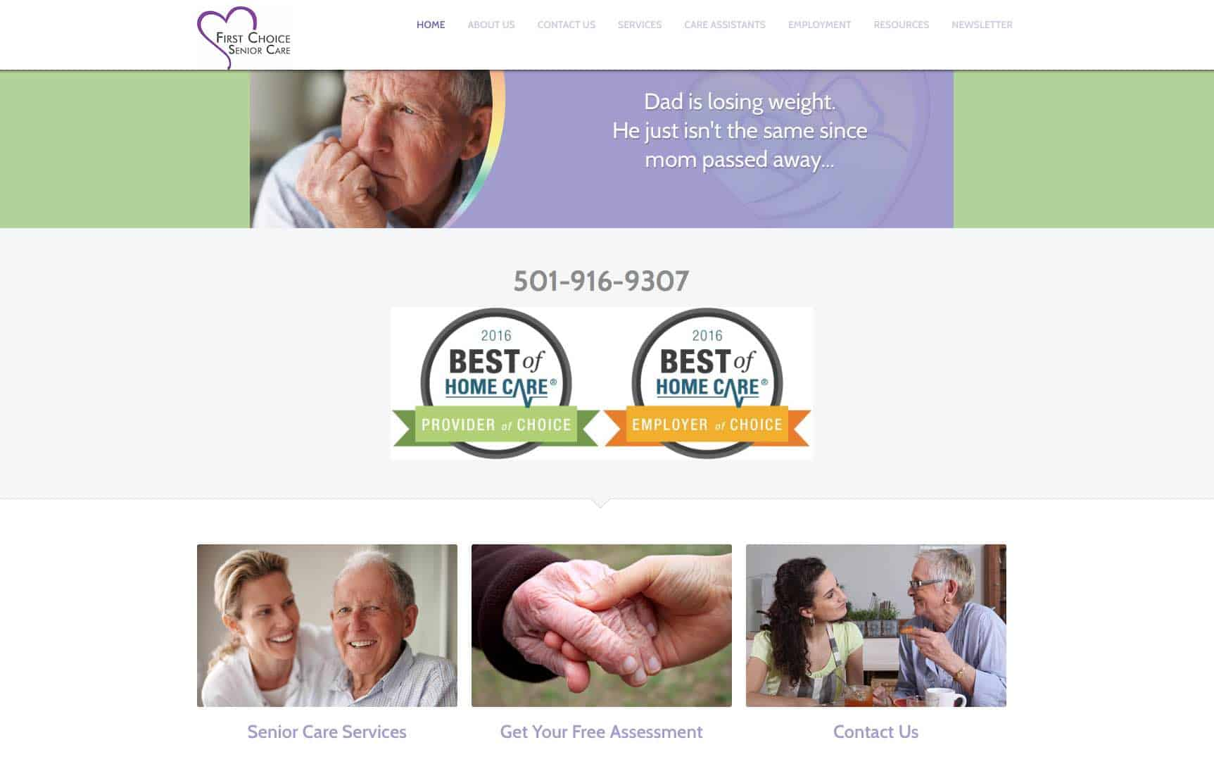 First Choice Senior Care