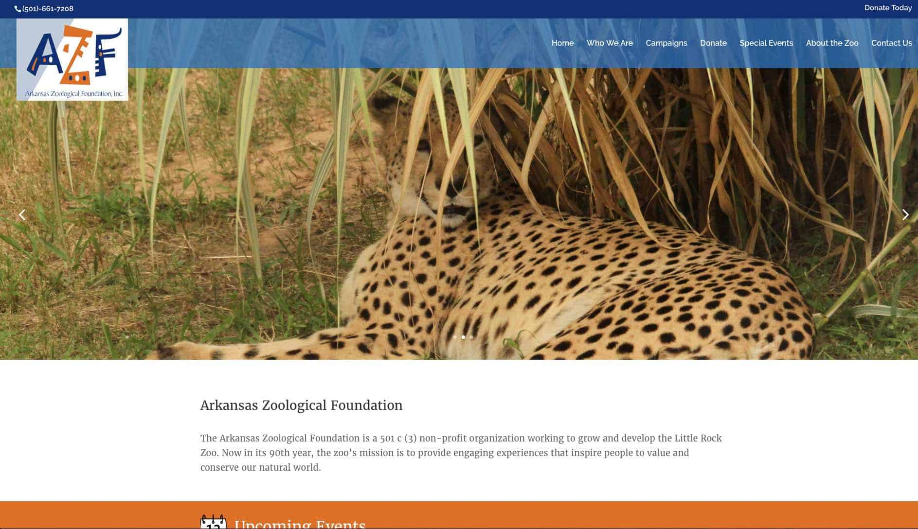 Arkansas Zoo Foundation
